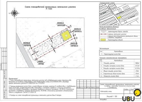 Планировочная схема организации земельного участка пример своими руками