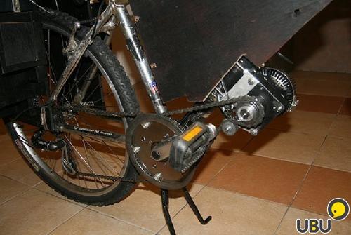 Электровелосипед своими руками из стиральной