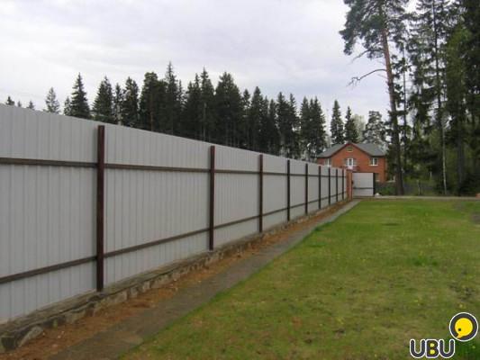 Заборы в Оренбурге - 299 предложений, сравнить цены