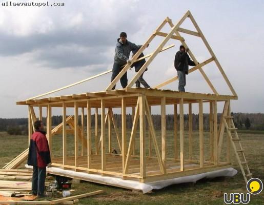 Как построить дом своими руками из пеноблок