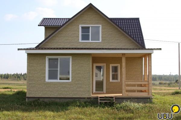 Дачные дома и участки фото