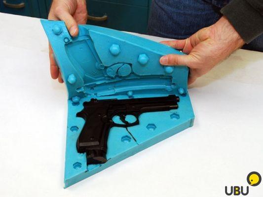 Как сделать форму для отливки из силикона