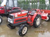 Обьявление Без пробега японский мини трактор Yanmar FX22D