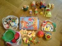 Обьявление Игрушки для детей от 0. Огромный пакет