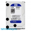 Жесткий диск Western Digital WD Blue Desktop 2 TB (WD20EZRZ) маленькая