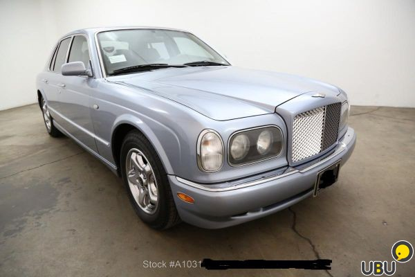1999 Bentley Arnage Green Label  маленькая