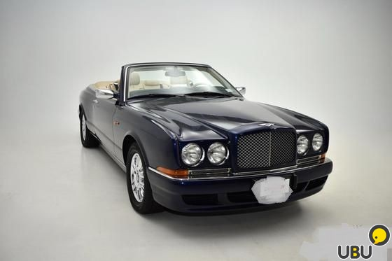 2002 Bentley Azure маленькая
