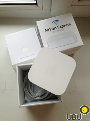 Apple airport express фото 2