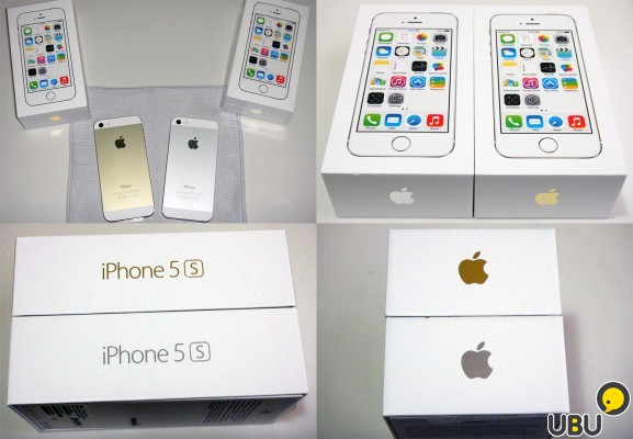 Apple iPhone 5S 4G LTE Phone 16GB/32GB/64GB