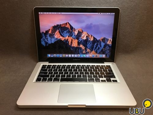 Apple MacBook Pro Core i7 2.2 GHz 17 4GB Ram 750GB HDD маленькая