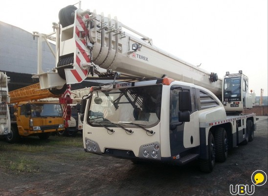 Автокран TEREX  TOPLIFT TTC055G фото 1
