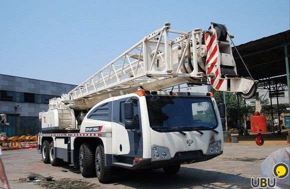 Автокран TEREX  TOPLIFT TTC055G фото 2