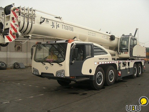 Автокран TEREX  TOPLIFT TTC070G фото 1