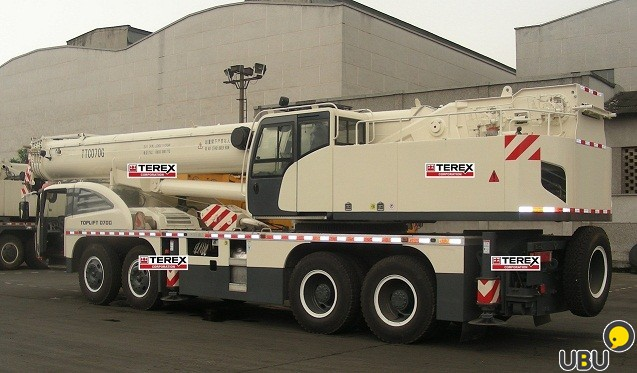 Автокран TEREX  TOPLIFT TTC070G фото 3