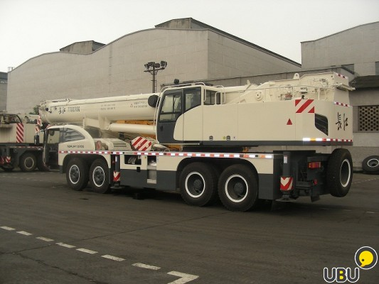 Автокран TEREX  TOPLIFT TTC070G фото 4