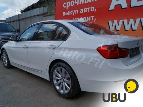 BMW 3-Series, 2012 год