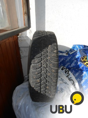 Продам колеса Bridgestone ICE CRUISER 5000 185/65 R15 фото 1