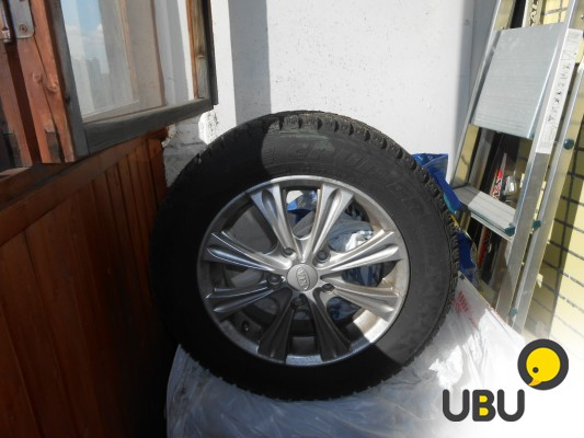Продам колеса Bridgestone ICE CRUISER 5000 185/65 R15 фото 3
