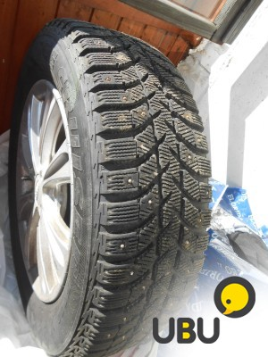 Продам колеса Bridgestone ICE CRUISER 5000 185/65 R15 фото 4