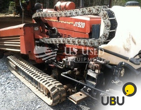 Буровая установка  Ditch Witch JT920 фото 1