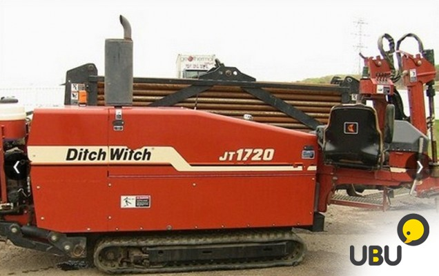 Буровая установка  Ditch Witch jt 1720 Mach1 фото 1