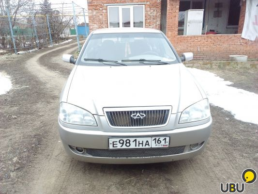 Chery Amulet a15 фото 1