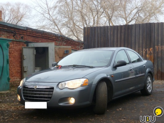 Chrysler Sebring Limited фото 1