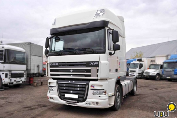 DAF XF105 series фото 1