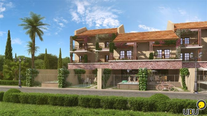 Buy semi-detached house in Naples inexpensively