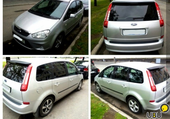 Ford c-max 2008 год