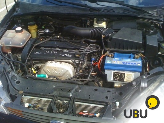 Ford Focus 1, 2001 фото 1