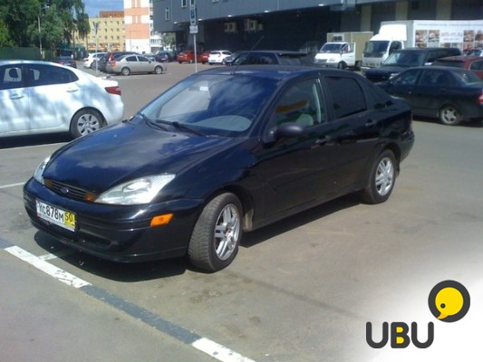 Ford Focus 1, 2001 фото 5