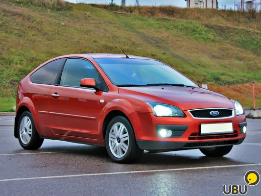 Ford Focus 2, 2006 фото 8