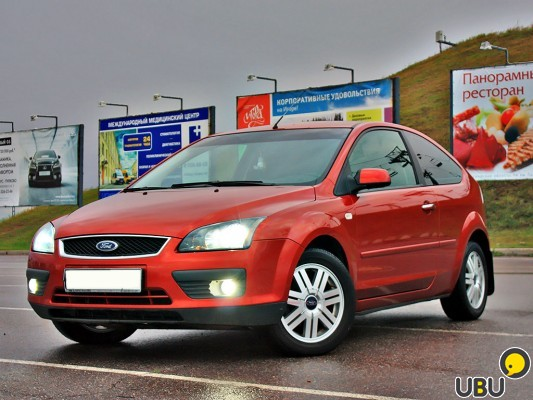 Ford Focus 2, 2006 фото 11