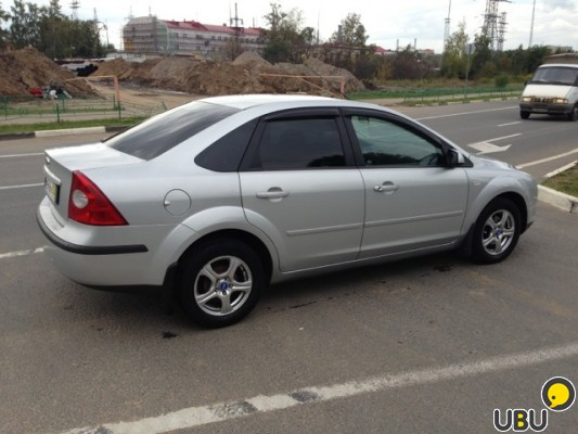 Ford focus 2 MT 2006 1.6L фото 3