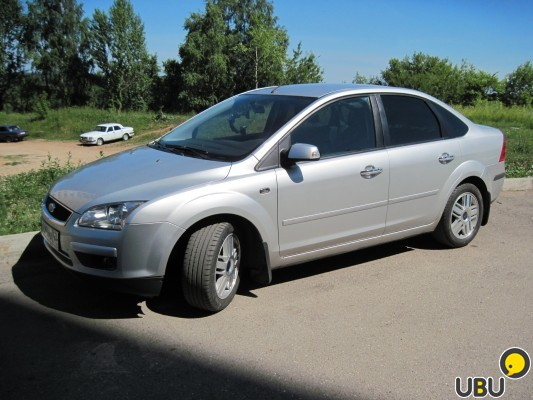 FORD FOCUS II 2007г