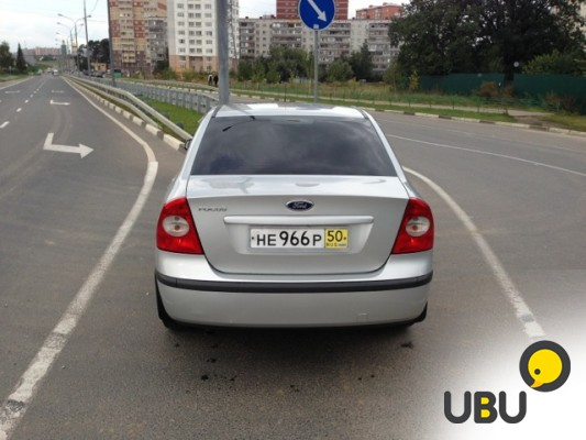 Ford Focus M 1.6 2006г фото 1