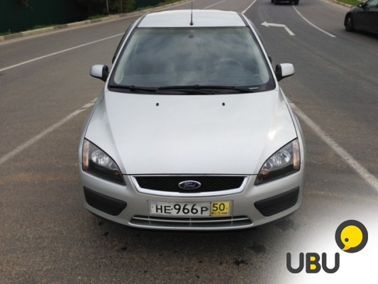 Ford Focus M 1.6 2006г фото 8
