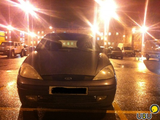 Ford Focus ZX3 фото 3