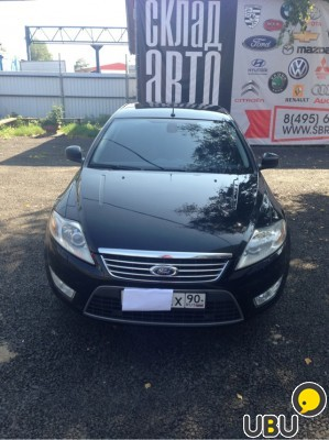 Ford mondeo фото 10