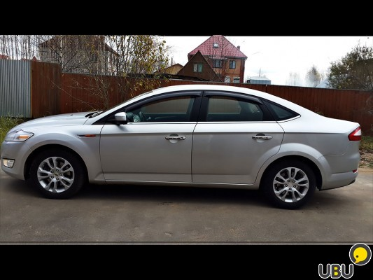 Ford Mondeo, 2010 года