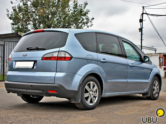 Ford S-Max, 2006 фото 5