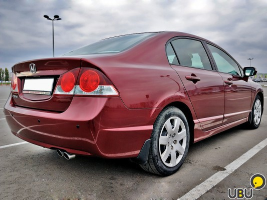 Honda Civic, 2008 фото 1