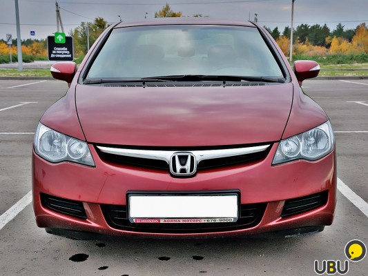 Honda Civic, 2008 фото 3