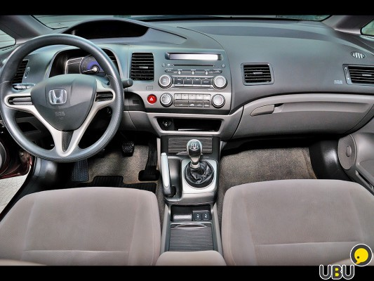 Honda Civic, 2008 фото 6