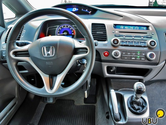 Honda Civic, 2008 фото 10