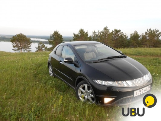Honda Civic 5D, 2008