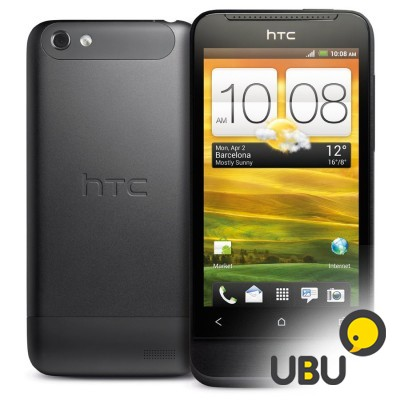 HTC One V Black + флэшка 8 Гб