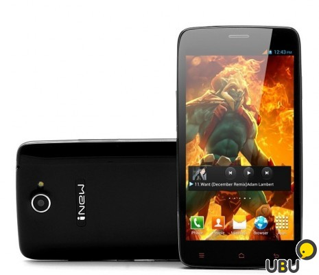 "INew M1, Android 4.2. MTK6589 1.2GHz, 4GB , RAM: 1GB, 5"" фото 1"
