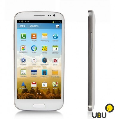 INew M2,GPS,Android 4.2.1,CPU:MTK6589 1.2GHz 4 ядра, ROM:4GB, RAM:1GB, 5""